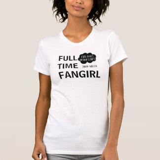 T-shirt Chemise à plein temps de TFiOS Fangirl