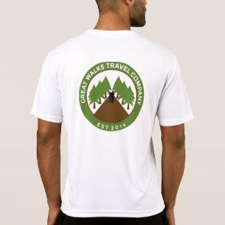T-shirt Chemise adaptée de représentation