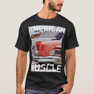 T-shirt Chemise américaine de voiture de muscle