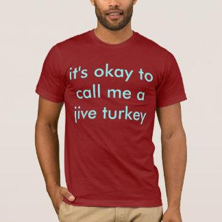 T-shirt Chemise bidon de représentation de la Turquie