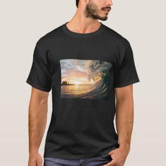 T-shirt Chemise Bleue Mer Tumblr