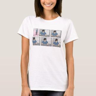 T-shirt Chemise comique de Cody