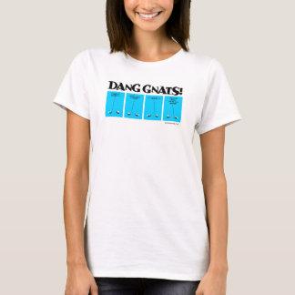 T-shirt Chemise comique de moucherons de Dang