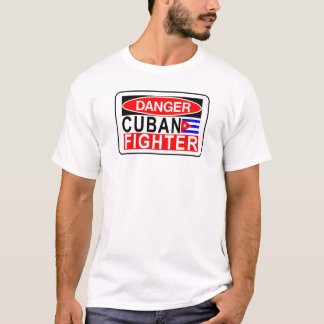 T-shirt Chemise CUBAINE de COMBATTANT