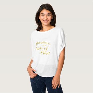 T-shirt Chemise d'abondance