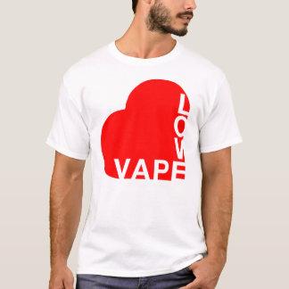 T-shirt Chemise d'amour de Vape