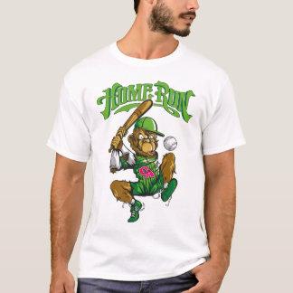 T-shirt Chemise d'amusement de test maison