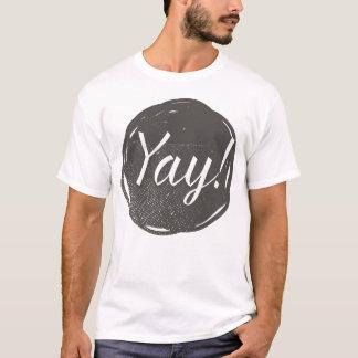 T-shirt Chemise d'amusement de Yay