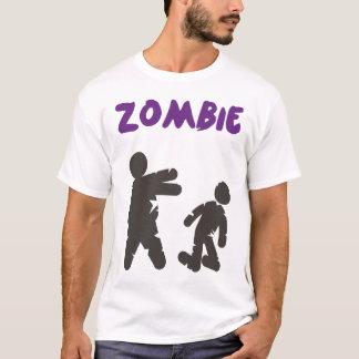 T-shirt Chemise d'amusement de zombi