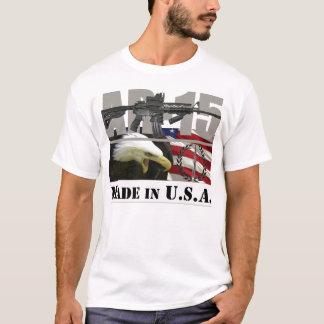 T-shirt Chemise d'AR-15 Etats-Unis