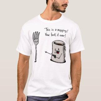 T-shirt Chemise d'attaque à main armée