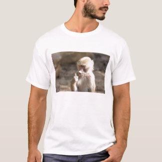 T-shirt Chemise de babouin