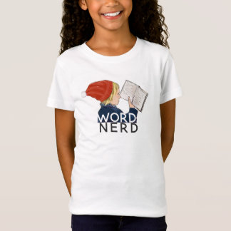 T-Shirt Chemise de ballot de mot