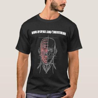 T-shirt Chemise de bande de croyance de Tim