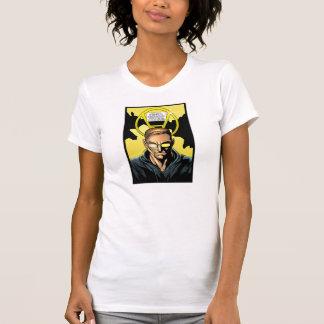 T-shirt Chemise de bande dessinée de Snowden d'économie