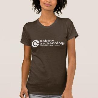 T-shirt Chemise de base d'archéologie d'Oxbow