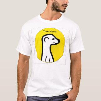 T-shirt Chemise de base de MeerKat