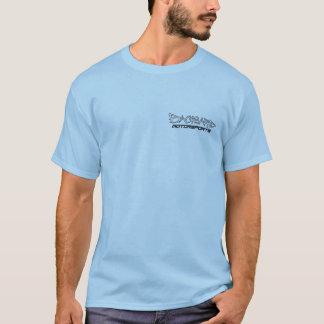 T-shirt Chemise de base de sports mécaniques de jardin