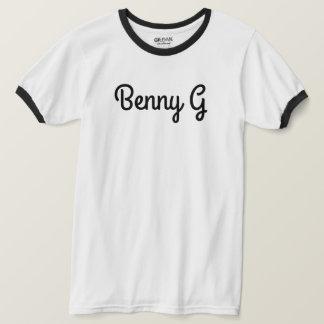 T-shirt Chemise de blanc de Benny G