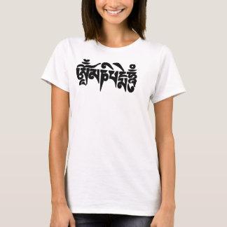 T-shirt Chemise de bourdonnement de l'OM Mani Padme