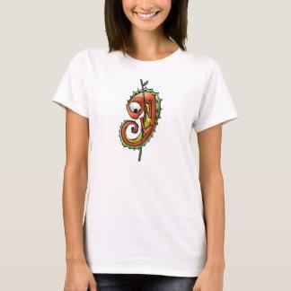 T-shirt Chemise de caméléon