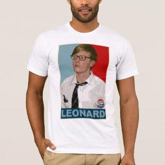 T-shirt Chemise de campagne de Léonard