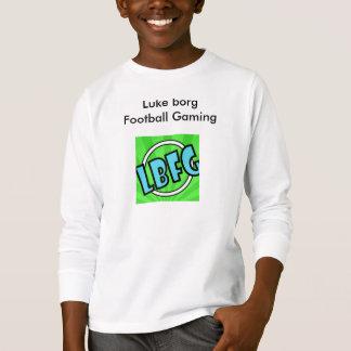T-shirt Chemise de canal de LBFG youtube