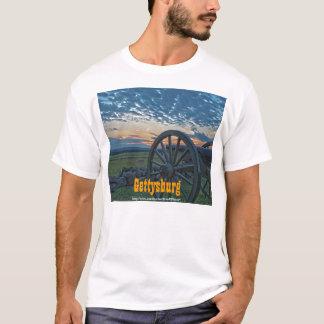 T-shirt Chemise de canon de Gettysburg
