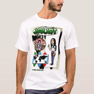 T-shirt Chemise de caractère de promenade