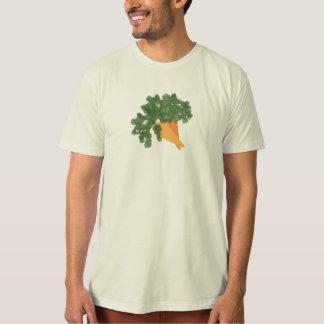 T-shirt Chemise de carottes - femmes
