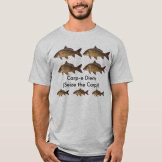 T-shirt Chemise de Carpe Diem (amusement)