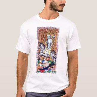 T-shirt Chemise de carte de la mort