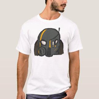 T-shirt chemise de casque du sci fi