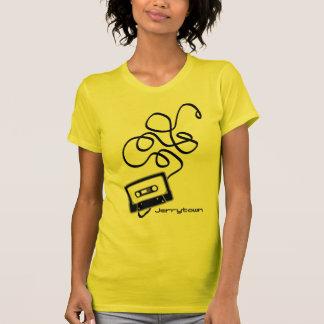 T-shirt Chemise de cassette de Jerrytown