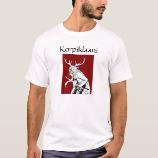T-shirt Chemise de chaman de Korpiklaani