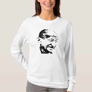 """T-shirt Chemise """"de citation de Gandhi"""""""