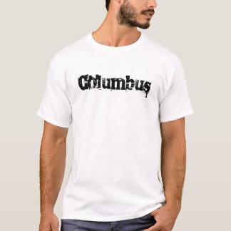 T-shirt Chemise de Columbus