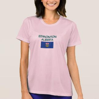 T-shirt Chemise de coutume d'Edmonton Alberta