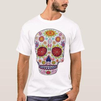 T-shirt Chemise de crâne de sucre