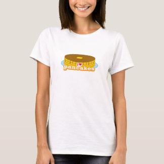 T-shirt Chemise de crêpes d'amour