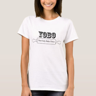 T-shirt Chemise de cuisson de YOBO