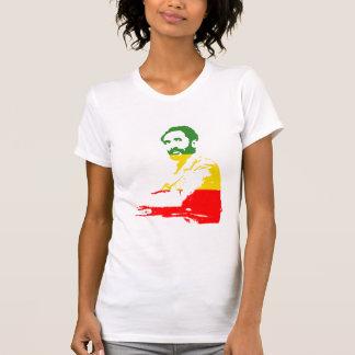 T-shirt Chemise de dames de Haile Selassie