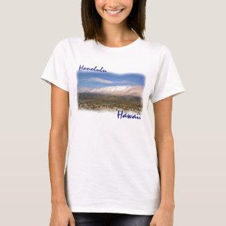 T-shirt Chemise de dames de Honolulu