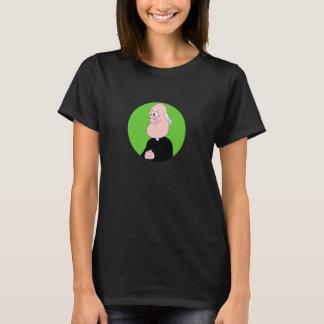 T-shirt Chemise de dames de Tucker de père