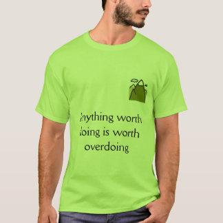 T-shirt Chemise de Danny et de Kenny mise à jour