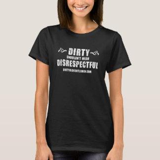 T-shirt Chemise de devise de la ligue des femmes