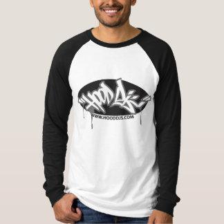 T-shirt Chemise de DJs de capot