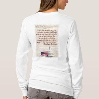 T-shirt Chemise de douille de Hoody de jour d'impôts de