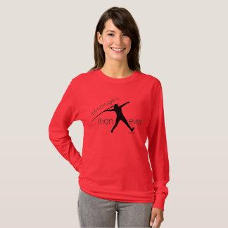 T-shirt Chemise de douille de lanceur de javelot