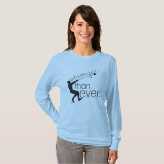 T-shirt Chemise de douille de sport de lanceur de marteau